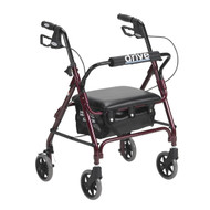 Junior Rollator with Padded Seat By Drive
