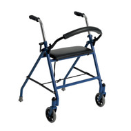 Two Wheeled Walker with Seat By Drive