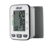 Automatic Blood Pressure Wrist Monitor By Drive