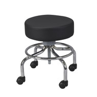 Wheeled Round Stool By Drive