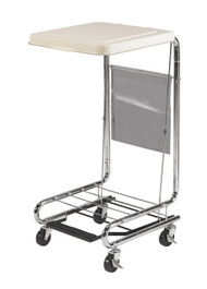Hamper Stand with Poly Coated Steel By Drive