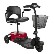 Bobcat X3 Compact Transportable Entry Level 3 Wheel Scooter By Drive