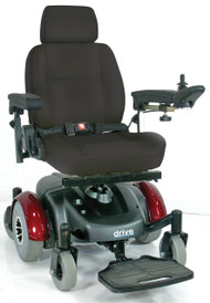 Image EC Mid Wheel Drive Power Wheelchair By Drive