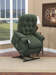 2553 Three-Way Reclining Lift Chair by Med-Lift