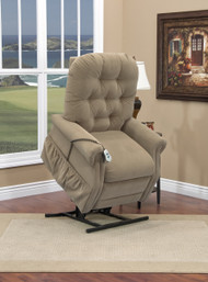 2553T Tall Three-Way Reclining Lift Chair by Med-Lift