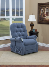 2553W  WIDE Three-Way Reclining Lift Chair by Med-Lift