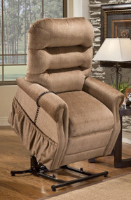 3053 Three-Way Reclining Lift Chair by Med-Lift
