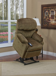 5300 WALL-A-WAY  Three-Way Reclining Lift Chair by Med-Lift