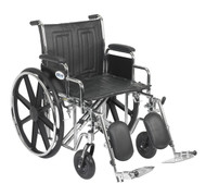 Sentra EC Heavy Duty Wheelchair By Drive