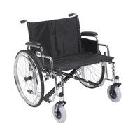 Sentra EC Heavy Duty Extra Wide Wheelchair By Drive