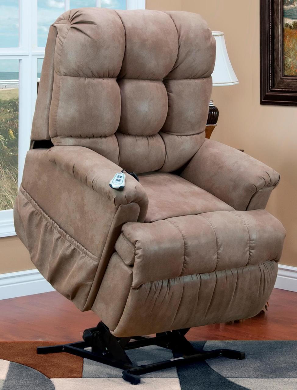 Surprising 5555 Full Sleeper Infinite Position Reclining Lift Chair By Med Lift Frankydiablos Diy Chair Ideas Frankydiabloscom