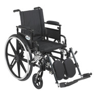 Viper Plus GT Wheelchair with Flip Back Removable Adjustable Arm By Drive