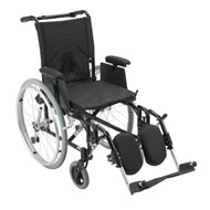 Cougar Ultra Lightweight Rehab Wheelchair By Drive