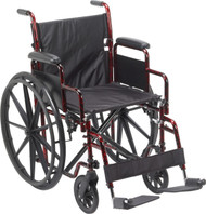 Rebel Lightweight Wheelchair by Drive