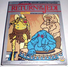 1983 Star Wars ROTJ Rebo Band Paint By Number Boxed Set