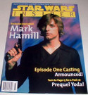 Star Wars Insider #34, this has a creased corner