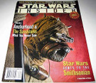 Star Wars Insider #35, cover is a bit loose and taped in corner