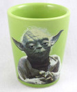 Star Wars Yoda May the Force Be With You Ceramic Shot Glass