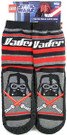 Star Wars Lego Darth Vader Mukluk Slipper Socks Size S/M
