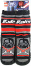 Star Wars Lego Darth Vader Mukluk Slipper Socks Size M/L.
