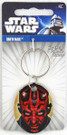 Star Wars Darth Maul Metallic Paint Metal Key Chain
