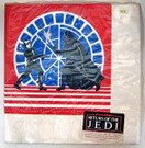 1983 Star Wars ROTJ Luncheon Size Napkins Pack