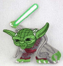 Star Wars Yoda Embroidered Patch