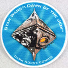 Star Wars Dark Horse Dawn of the Jedi Patch