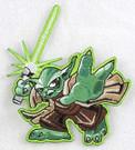 Star Wars Yoda Cartoon Art Embroidered Patch