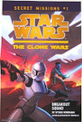 Star Wars Clone Wars Secret Missions #1 Poster 11x17""