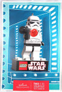 2012 Star Wars Hallmark Catalog w/ Lego Stormtrooper Center Poster