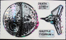 1983 Star Wars ROTJ Vending Machine Prism DS/Shuttle Sticker, tear