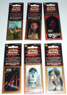 Star Wars Canada Episode 1 Set of 6 Sealed Sticker packs