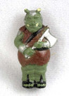1983 Star Wars England ROTJ Gamorrean Guard Pencil Topper
