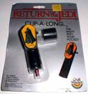 1983 Star Wars ROTJ Clip a Long Darth Vader Sharpener & Crayon