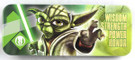 Star Wars Clone Wars Yoda Wisdom Catch All / Pencil Tin