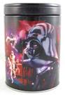 Star Wars Darth Vader & Stormtroopers Round Tin Coin Bank