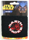 Star Wars Darth Vader Red Logo Sweat Wristband