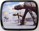 1980 Star Wars ESB AT-AT's Micro Tin / Pillbox
