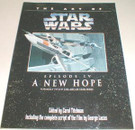 Art of Star Wars Trade Paperback w/revised 1994 Cover