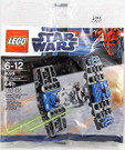 Star Wars Lego Mini TIE Fighter 44 pcs Bagged #8028