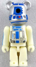 Star Wars Medicom R2-D2 (R2D2) Bearbrick Mini Figure