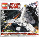 Star Wars Lego Mini Imperial Shuttle Brickmaster 70 pcs Bagged #20016