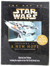 Star Wars Art of SW A New Hope Trade Paperback Book
