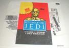 1983 Star Wars ROTJ Topps Series 2 Empty Wax Wrapper w/C-3PO