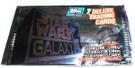 Star Wars Topps Galaxy 3 Empty Card Wrapper