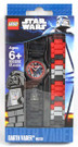 Star Wars Lego Darth Vader Watch w/ Mini Figure Link (Damaged Box)