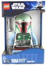 Star Wars Lego Boba Fett Figural Alarm Clock
