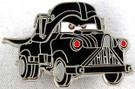 Star Wars Disney Pixar Cars Darth Vader Mater Metal Pin