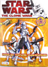 Star Wars Clone Troopers Hold Your Ground Big Fun Coloring Book